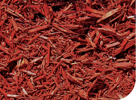 Cedar Red Mulch
